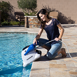 hayward pool products offers robotic pool cleaners suction pool cleaners pressure pool. Black Bedroom Furniture Sets. Home Design Ideas