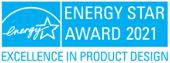 Prix Energy Star 2021 - Excellence en conception de produits