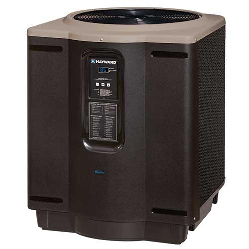 Heatpro heat pump heaters in ground pool heaters - Hayward pool equipment ...