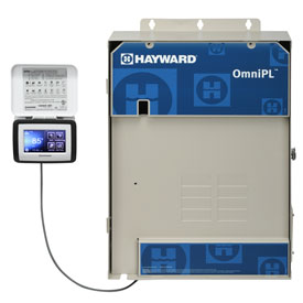 Image du Contrôleur intelligent pour piscine et spa OmniPL de Hayward Canada