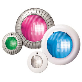 Image for Universal ColorLogic® Pool & Spa Lights from Hayward Residential and Commercial Pool Products