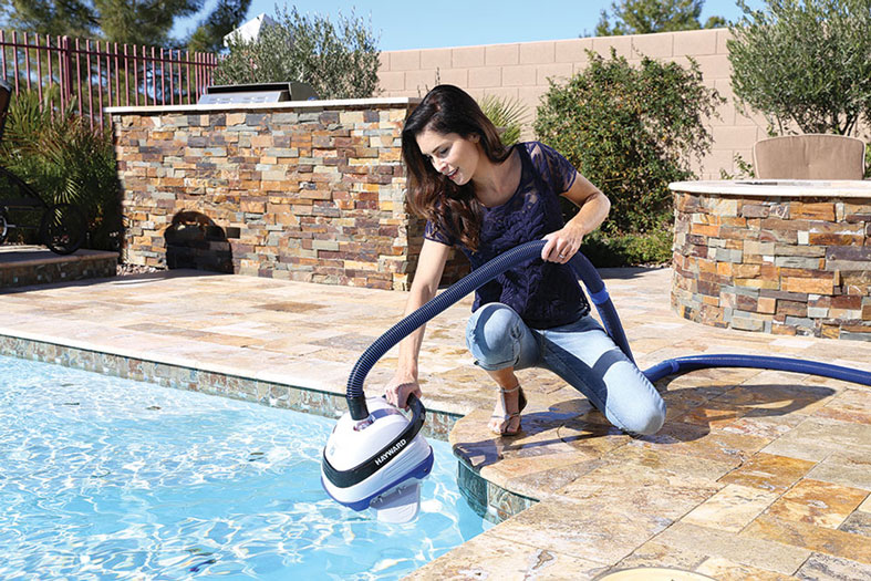 Pressure Pool Cleaners