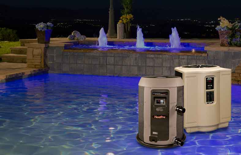 What does it cost to heat my pool with a heat pump?