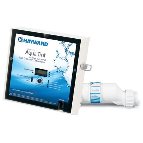 Aquatrol Low Salt Sanitization Above Ground Pool