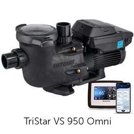 Image for Pump-Tristar Vs 950 Omni from Hayward Canada