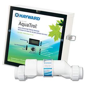 Image du AquaTrol à faible teneur en sel de Hayward Canada