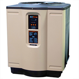 Image pour la thermopompe HeatMaster de Hayward Canada