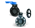 Butterfly Valves Lever & Gear